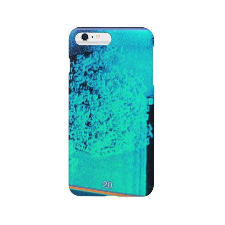 North Wave オリジナルグッズの湖北の魚礁1 Smartphone cases