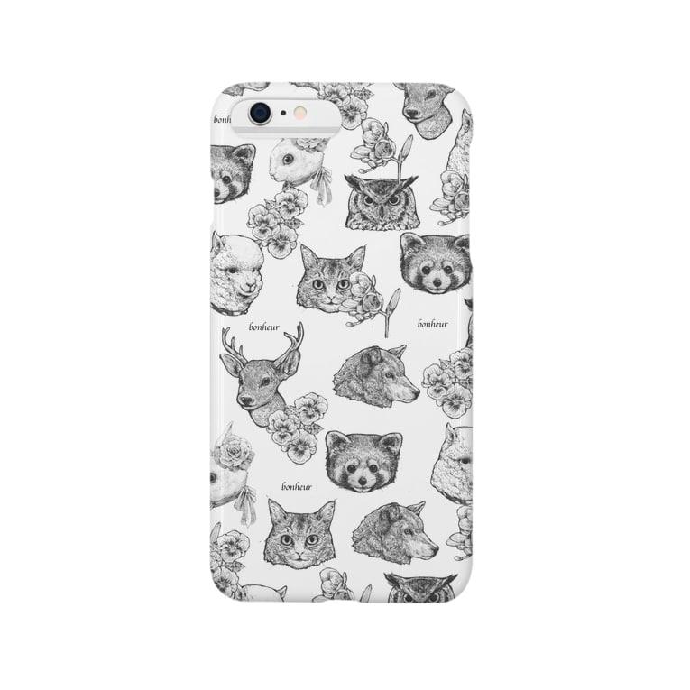 maooのbonheur Smartphone cases