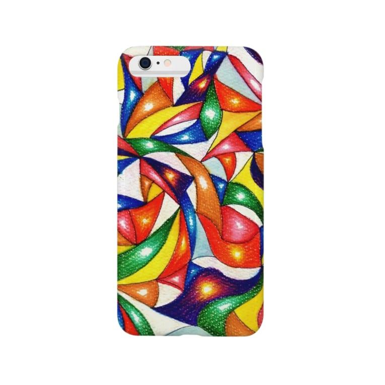 バルサミコヤスのReflection Smartphone cases