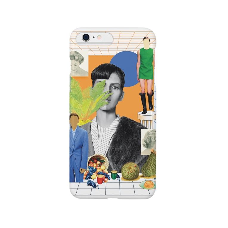 pedro nekoiのGENDERLESS Smartphone cases