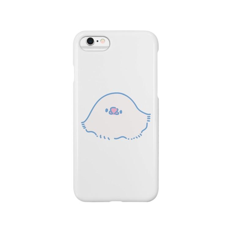 mineral(ミネラル)のブンチョモドキ/パステル Smartphone cases