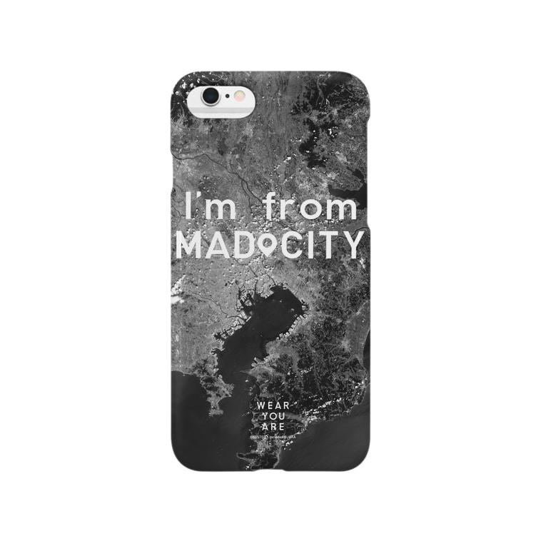 WEAR YOU AREの千葉県 松戸市 スマートフォンケース Smartphone cases