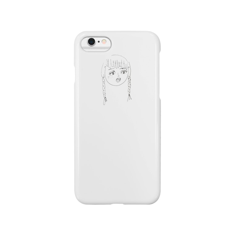 sasacoofiのヤンちゃん Smartphone cases