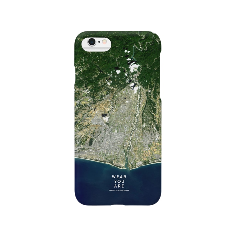 WEAR YOU AREの静岡県 浜松市 スマートフォンケース Smartphone cases