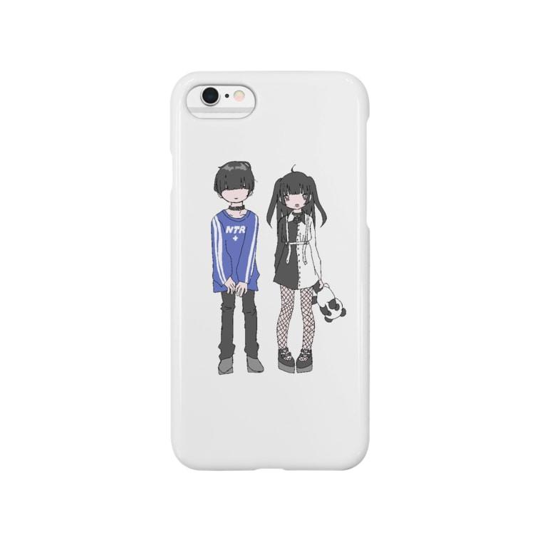 つよきで!(笑)秋葉原本部のびればんにいるかっぷる Smartphone cases