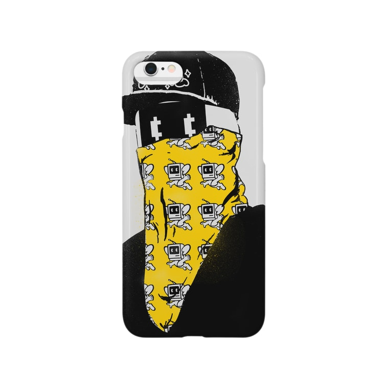 NET SHOP BOYSのちょいワル Smartphone cases