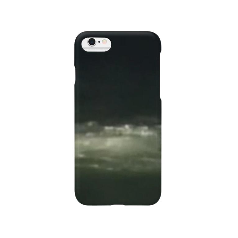 1234の津波 Smartphone cases