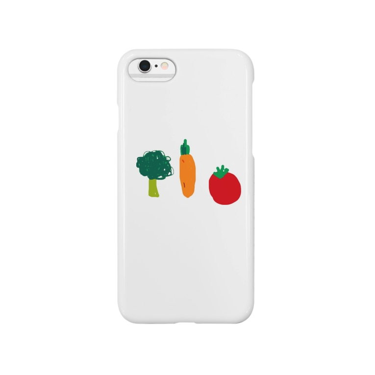 からふる屋さん のいつまでも健康 Smartphone cases