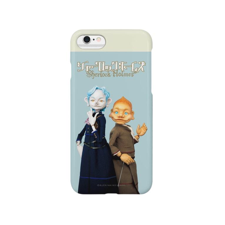 sherlockgakuenのSherlock Holmes & John H. Watson Smartphone cases