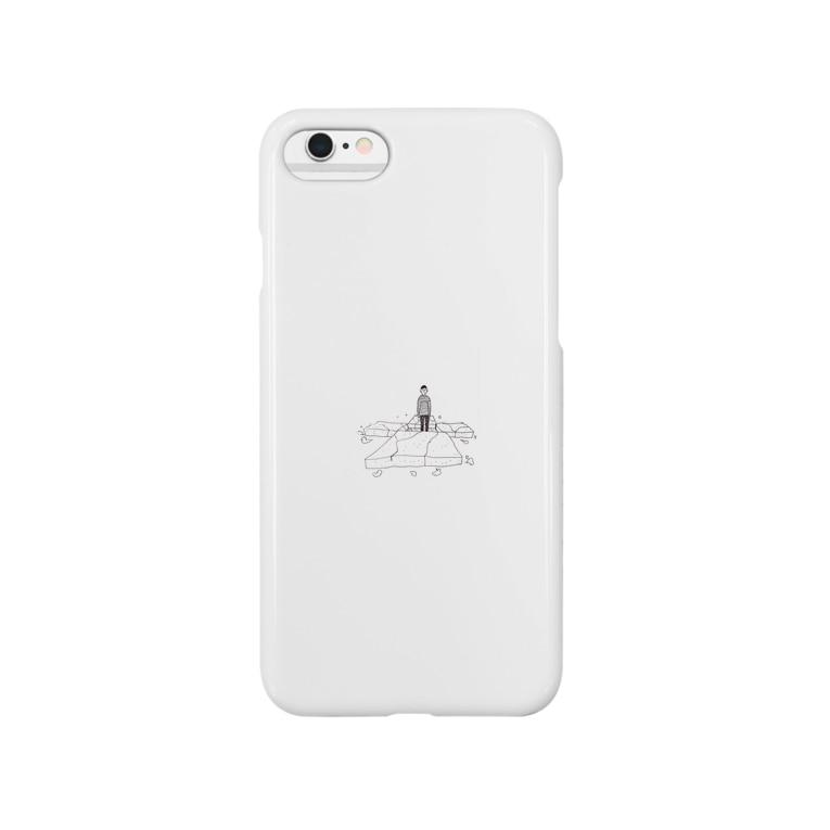 のじのopen Smartphone cases