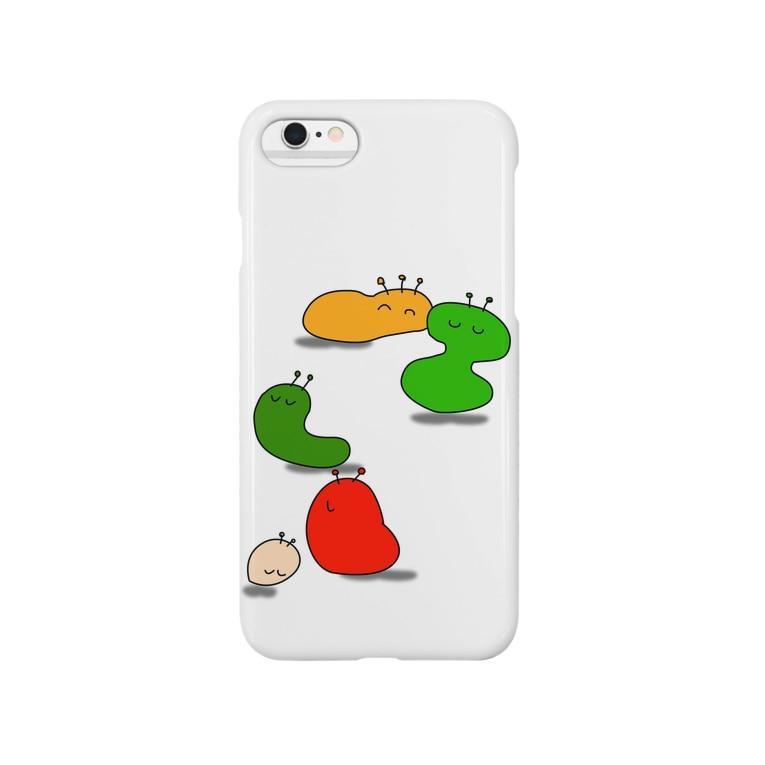 CNCGの菌類 Smartphone cases