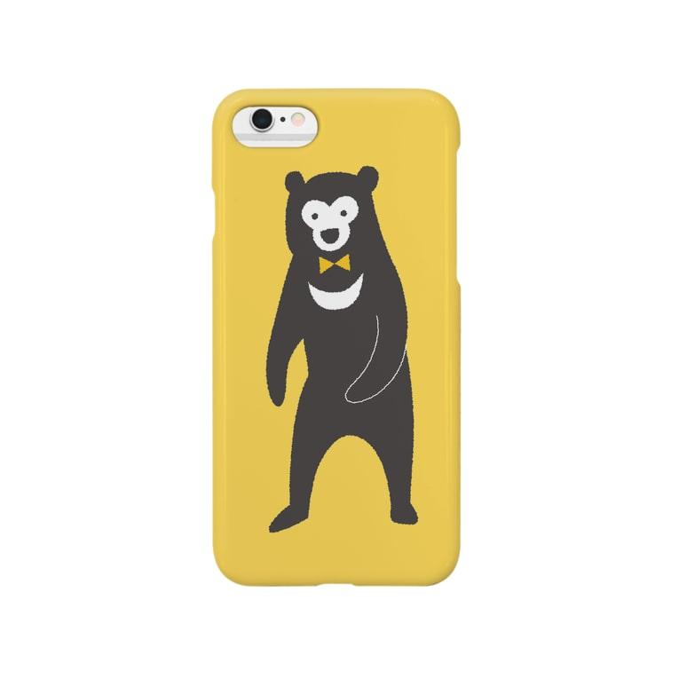 yumegiwa*のおめかしマレーイエロー Smartphone cases