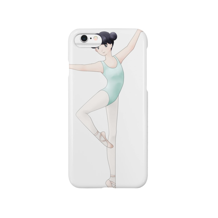 catmintのバレエ教室 Smartphone cases