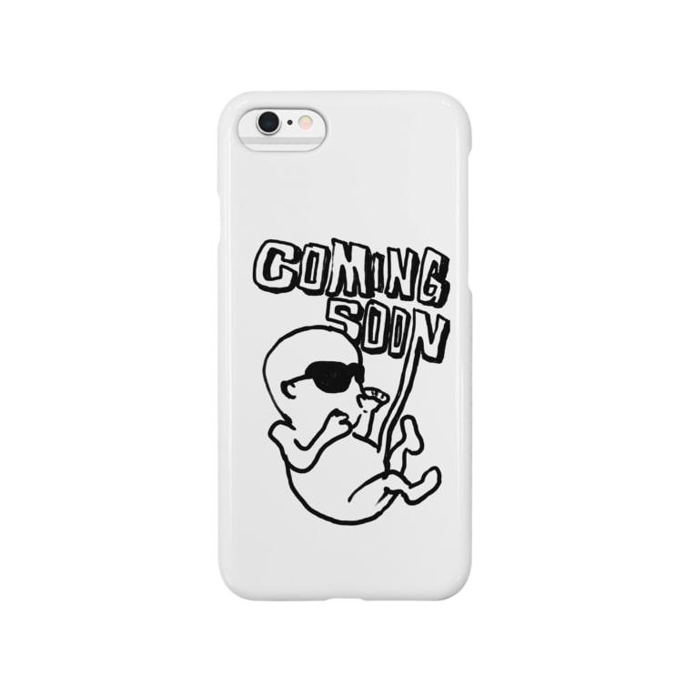 Bush615のCOMING SOON Smartphone cases