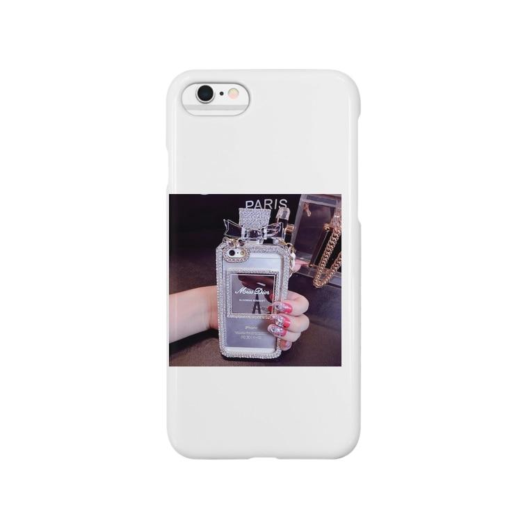 AnnabelleのディオールiPhone6ケース香水瓶 Smartphone cases