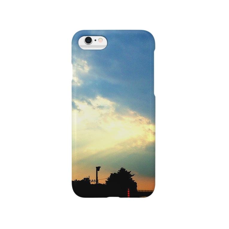 utal ♪の天使の梯子 Smartphone cases