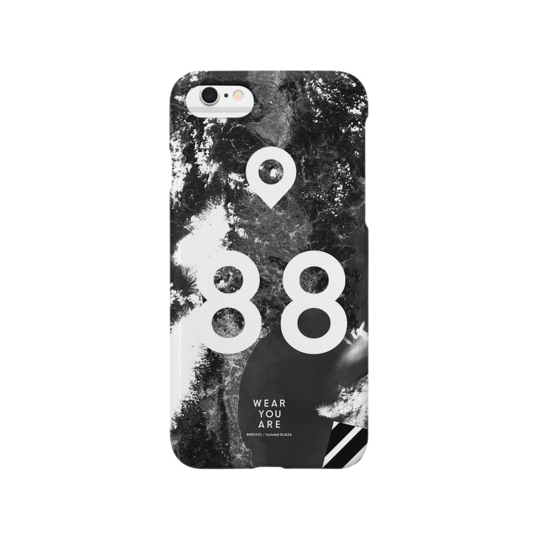 WEAR YOU AREの宮城県 栗原市 スマートフォンケース Smartphone cases