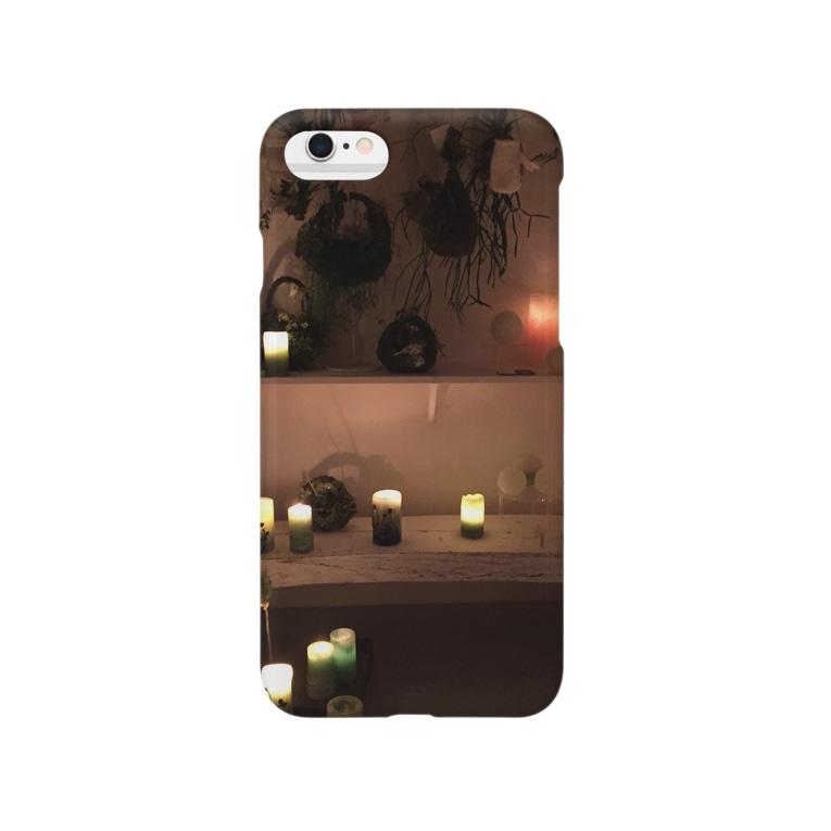 poricoの灯 Smartphone cases