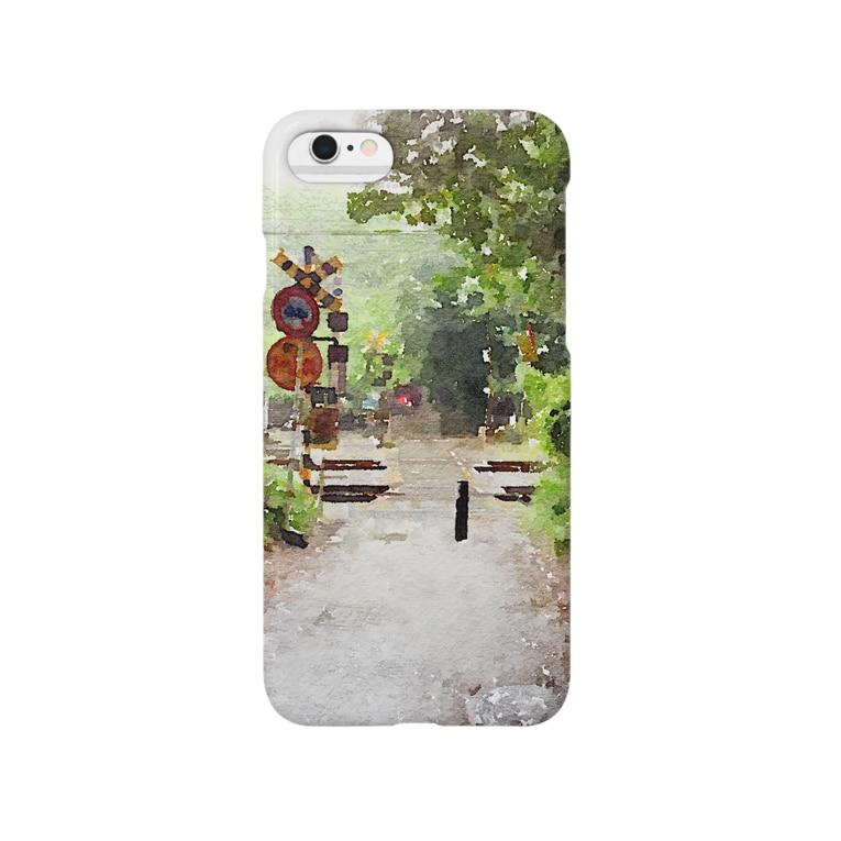 SHOPelicansの奥の世界 Smartphone cases