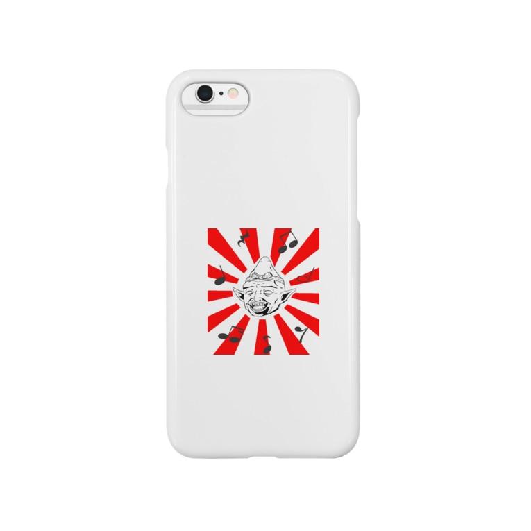 太郎@cazellゲムマ秋2019 No.【F33】のゴブじいのお店 Smartphone cases