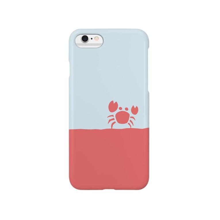 Takechan shopの【hitocoto】 Smartphone Case