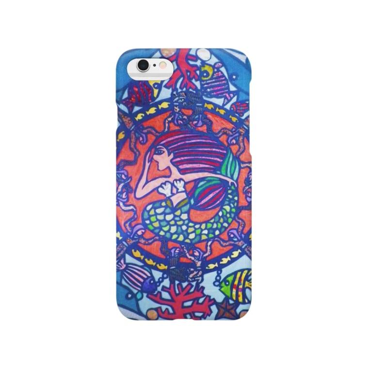 蘇芳のマーメイド Smartphone Case