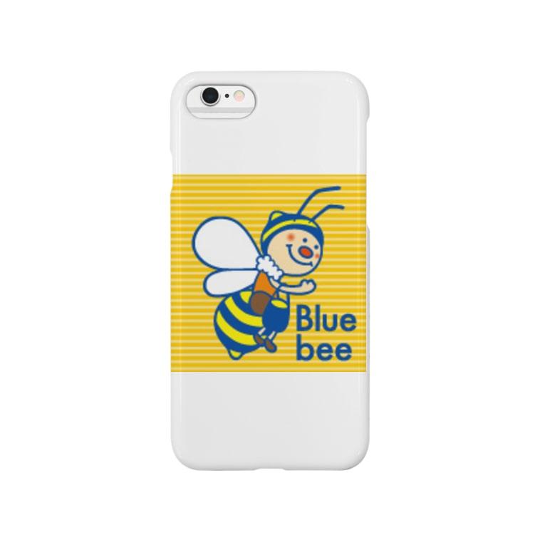 BEE shopのみつばち Smartphone cases