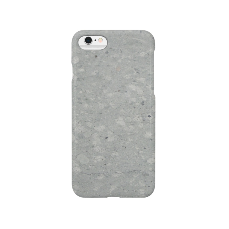 西山石材株式会社の竜山石 青色 Smartphone cases