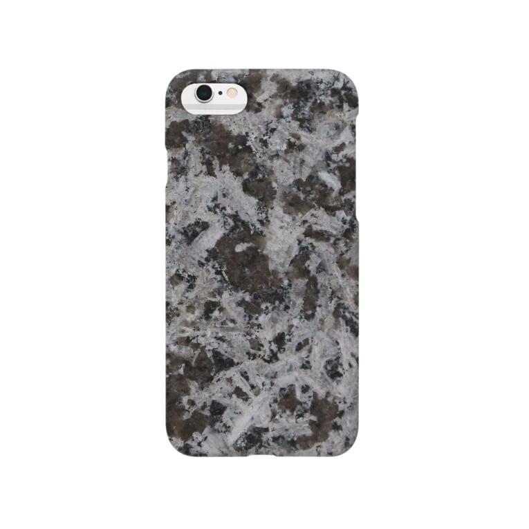 西山石材株式会社のシェニートモンチーク Smartphone cases