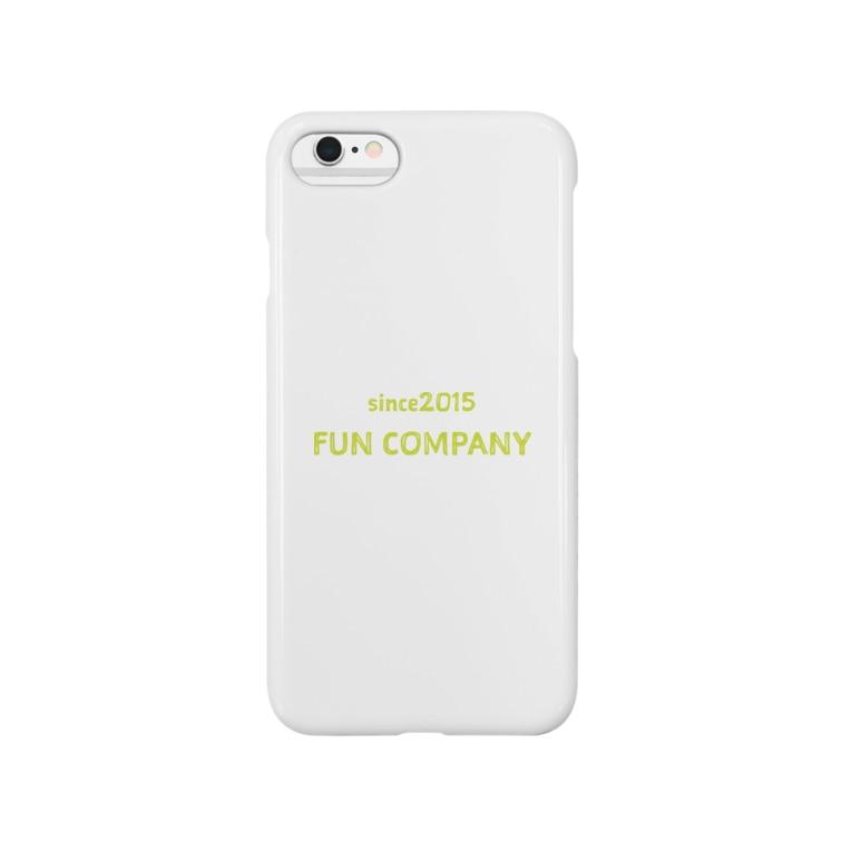FUN SHOPのFUN COMPANY Smartphone Case