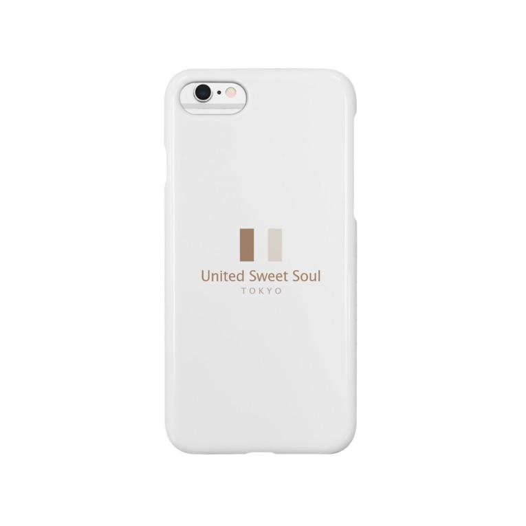 United Sweet Soul MerchのUnited Sweet Soul Logo#03 Smartphone cases