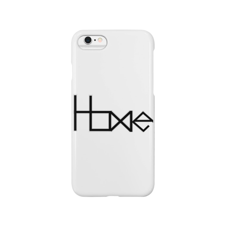 HOME公式ショップのHOME公式グッズ Smartphone cases