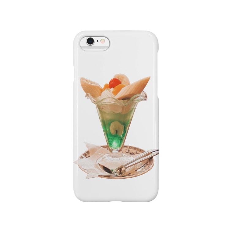 ふくだのバナナパフェ Smartphone Case
