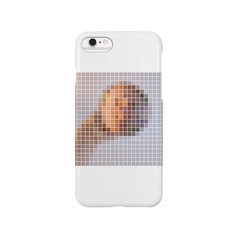 dlwrのSelf Portrait in CD Smartphone cases