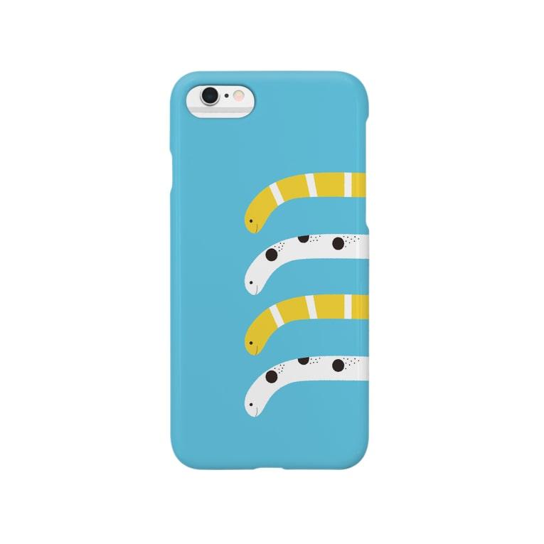 yumegiwa*のチンアナゴ Smartphone cases