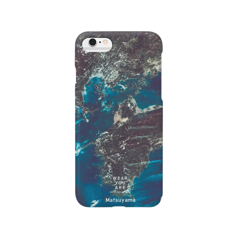 WEAR YOU AREの愛媛県 松山市 Smartphone cases
