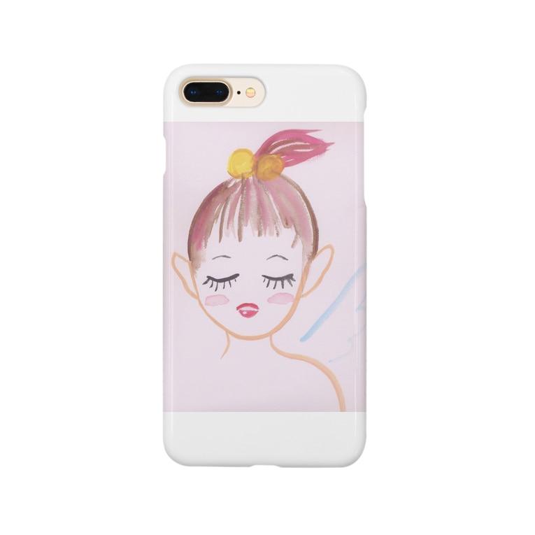 残機0のお店の妖精 Smartphone cases