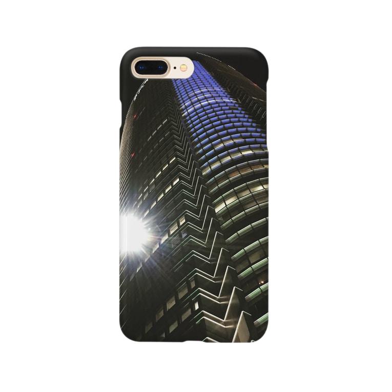 林檎の溜息の六本木ヒルズ Smartphone cases