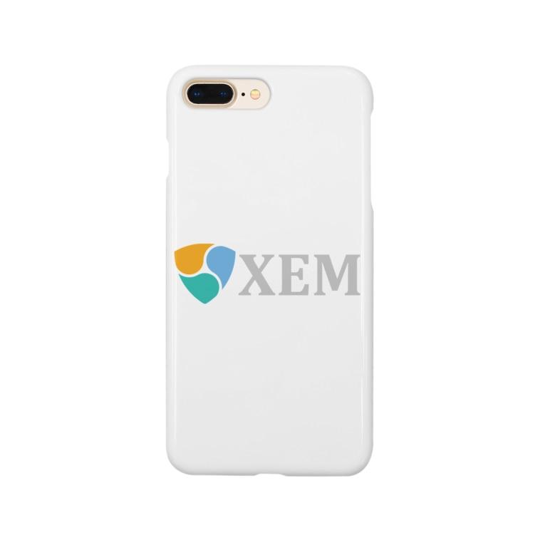 BBdesignのXEM NEM3 Smartphone cases