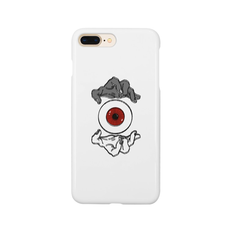 Garbageの千里眼 Smartphone cases