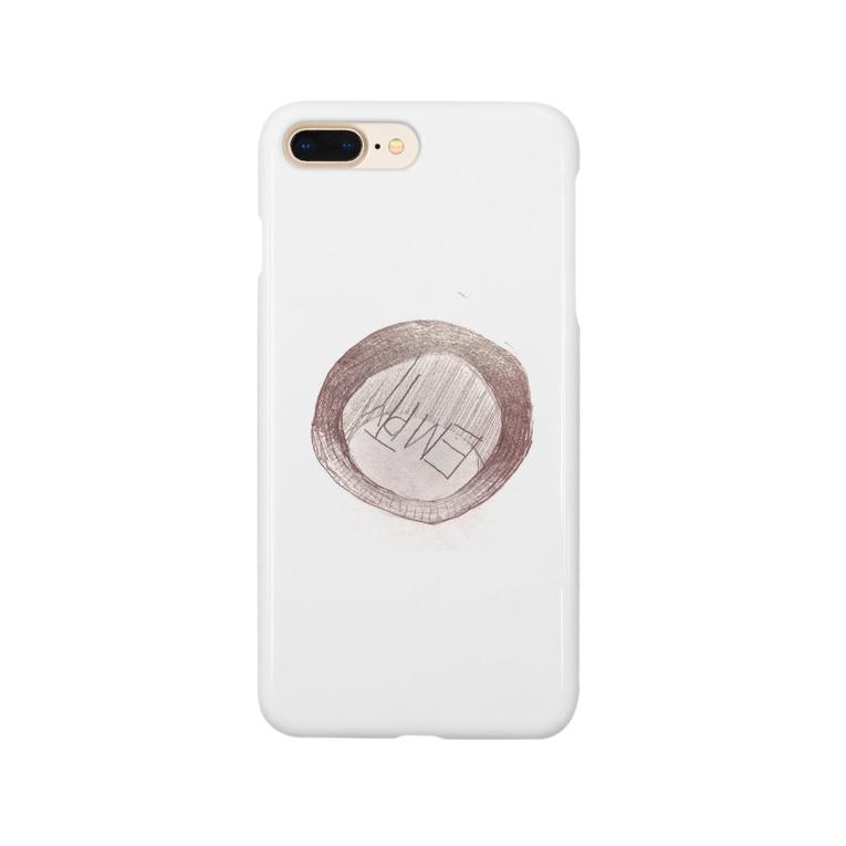 1/6 Noisy Thirsty Satelliteのエンプティー Smartphone cases