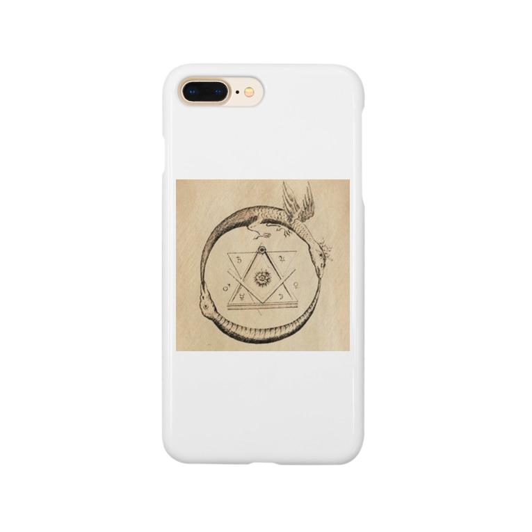 高山直人のファンタジーな紋章 Smartphone cases