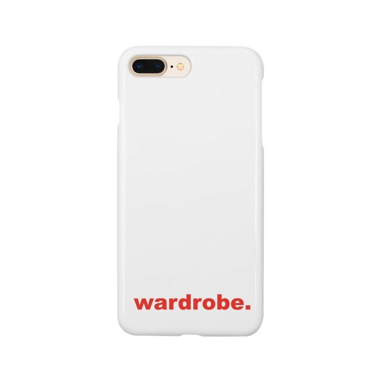 FREAKY_WARDROBE_COFFEEのわーどろーぶ Smartphone cases