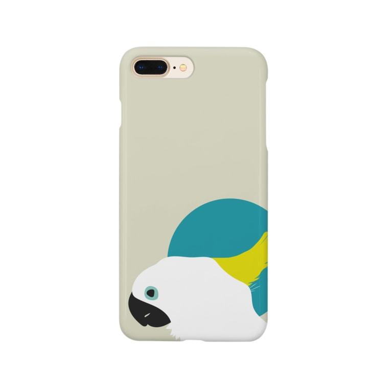 osseのオオム Smartphone cases