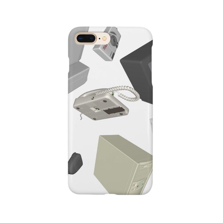 S h o p p i n g M a l lのVaporwave   ELECTRONICS Smartphone cases
