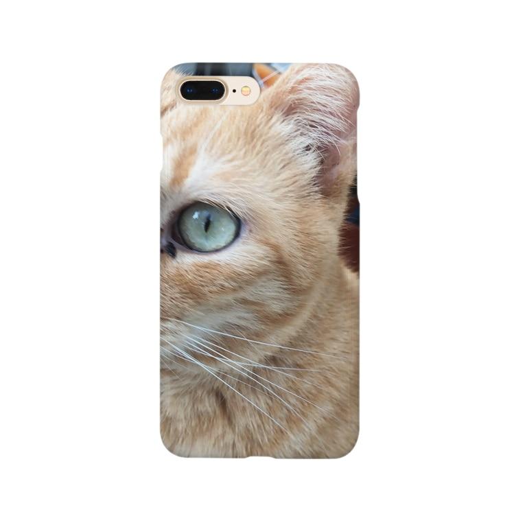 きーちゃんは言いたいことがあるのきーちゃんは言いたいことがある Smartphone cases