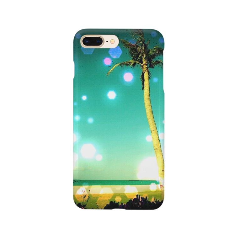 minmin3835のsurf Smartphone cases
