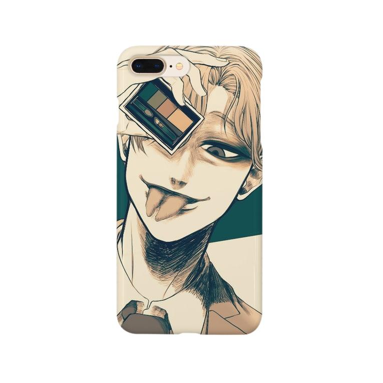 フユビの御曹司男子 Smartphone cases