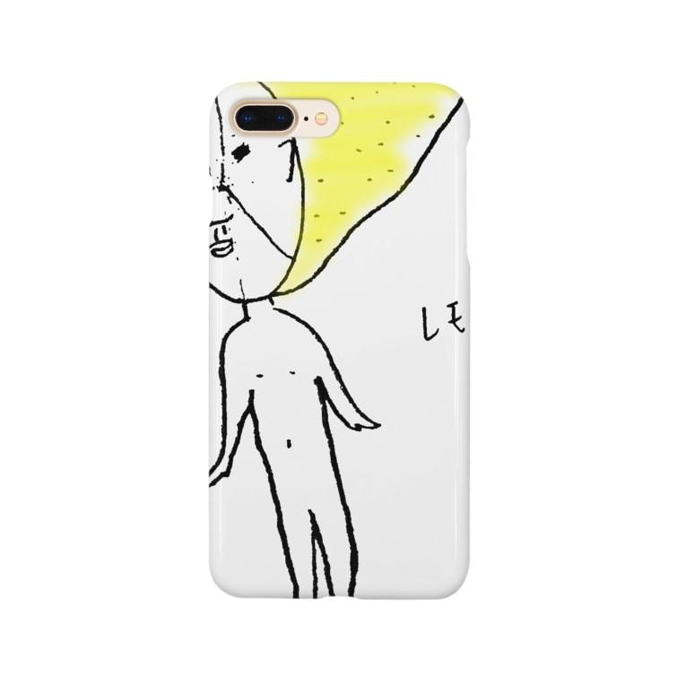 taito10020916のカラーレモンさん Smartphone cases