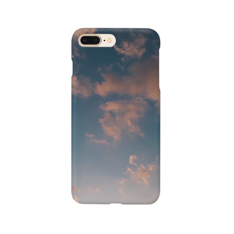 LIily_89の夕暮れ時 Smartphone cases
